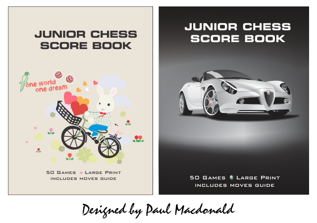 Junior Scorebooks
