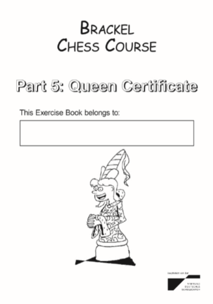 Queen Workbook