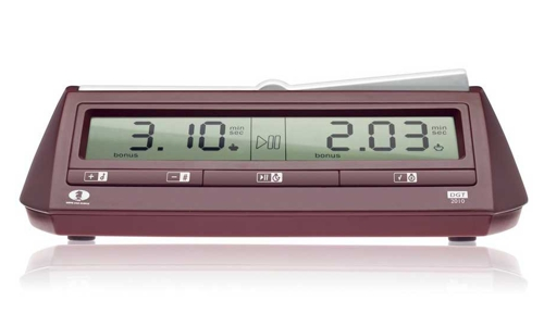 DGT 2010 Professional Game Timer